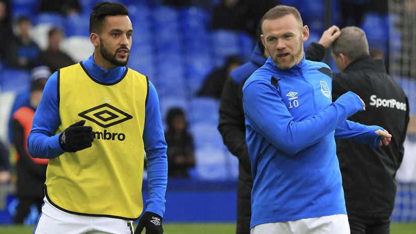 Walcott Rooney