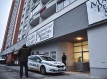 Bratislava, streľba, Petržalka, polícia, policajt