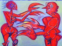 Piešťany utrpeli po zvesení obrazov Načeradského svetovú blamáž