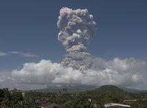 Mayon sopka Filipíny