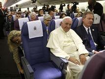 Pápež František, Greg Burke