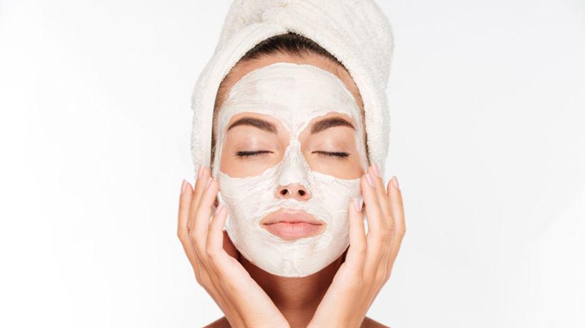 pleťová maska, kozmetika