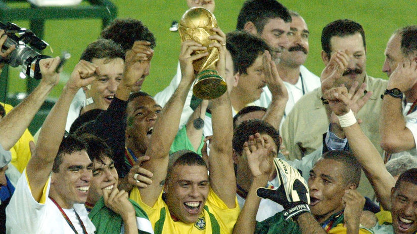 Ronaldo, MS 2002