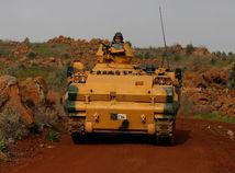 Kurdi spustili protiofenzívu, boje v Afríne majú 72 obetí