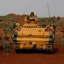 Turecko, Sýria, armáda