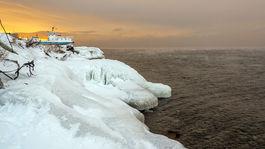 Brehy, jazero, Bajkal, Rusko