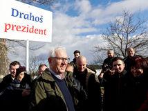 české voľby, prezident, Drahoš