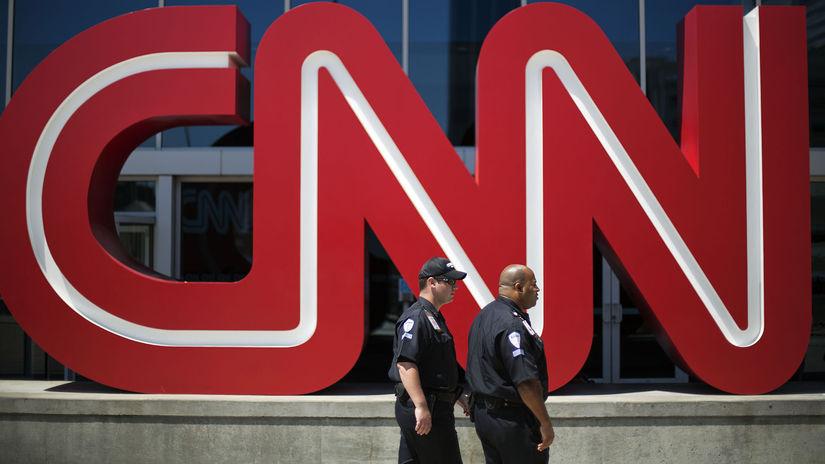CNN, logo, centrála, Atlanta