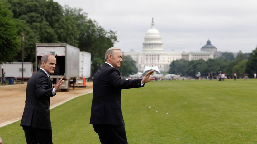 house of cards, dom z kariet, kevin spacey,...