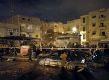 Benghází útok Líbya