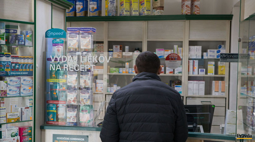 lekáreň, lieky
