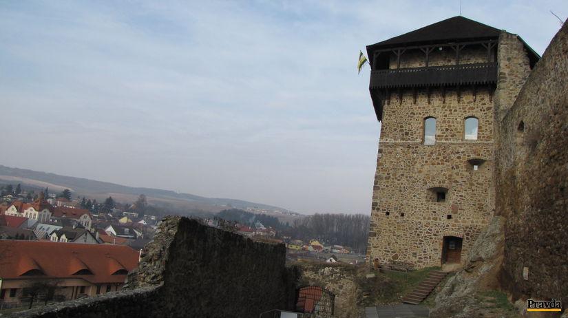Fiľakovo, hrad, Fiľakovský hrad