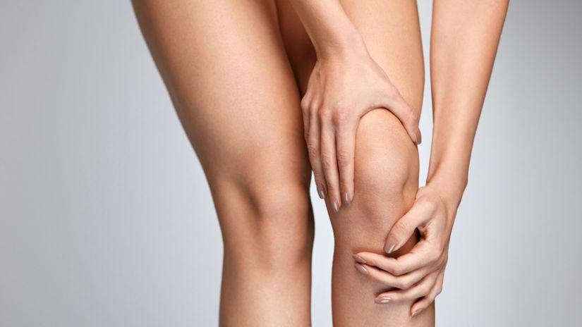 kĺb, koleno, bolesť