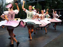 Svidník, Slávnosti kultúry Rusínov-Ukrajincov, folklór, kroj