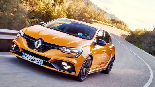 Renault Mégane R.S.: Pokrokový podvozok zdokonalil prejazd zákrut