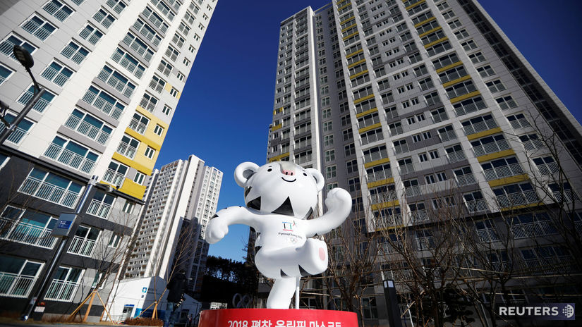 Soohorang, Pjongčang 2018, olympijská dedina