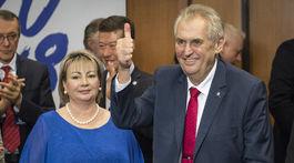 ČR, Česko, voľby, Miloš Zeman