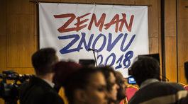 ČR, Česko, voľby, prezident, 2. kolo