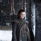 maisie williams, arya stark, hra o tróny, game of thrones,