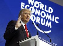 Donald Trump, Svetové ekonomické fórum