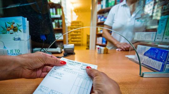lekáreň recept pacient