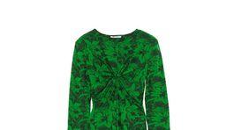 Dámske šaty Zara, cena 19,99 eura.