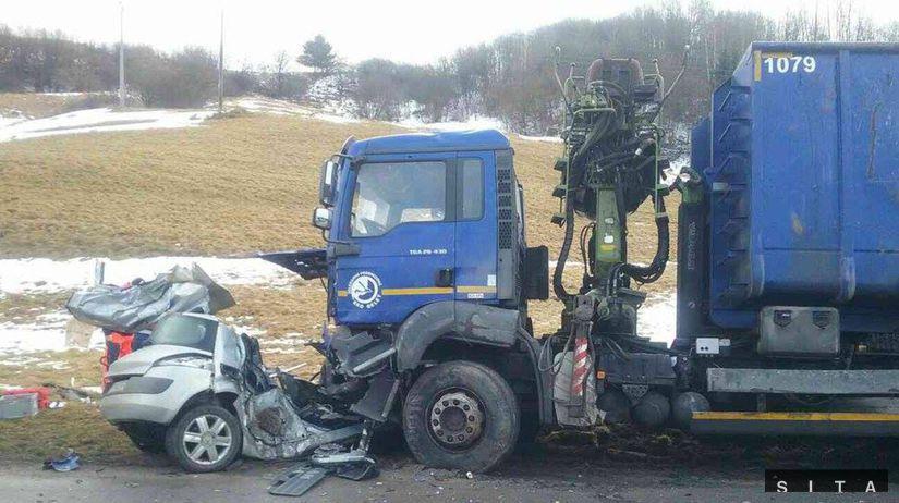 Nehoda Orava
