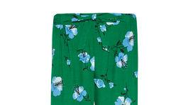 Nohavice s kvetinovým vzorom Primark, cena 10 eur.