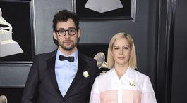Skladateľ Jack Antonoff a jeho sestra Rachel Antonoff.