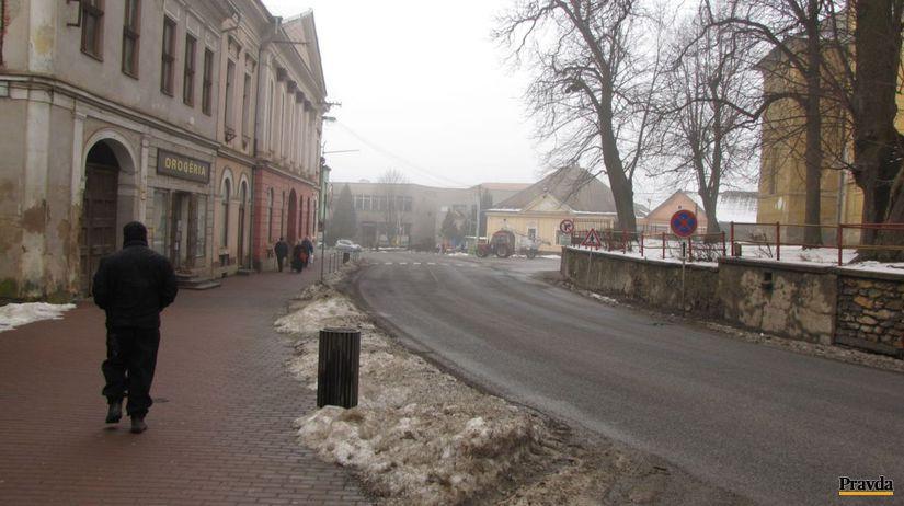 Jelšava, smog