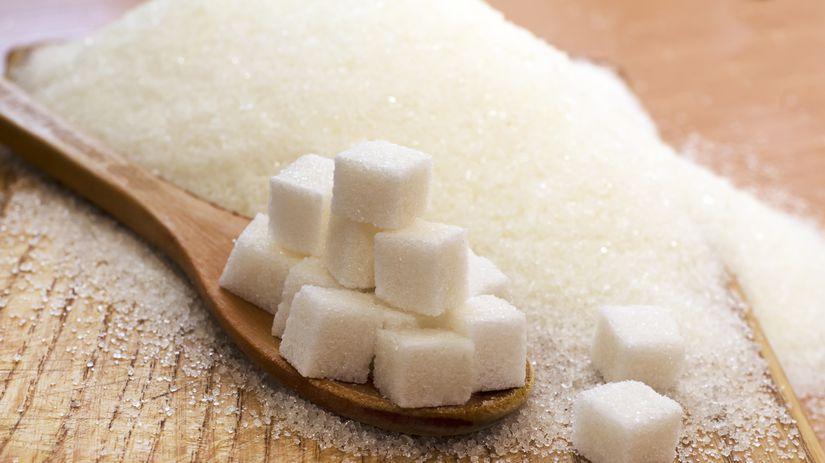 cukor, kocky cukru
