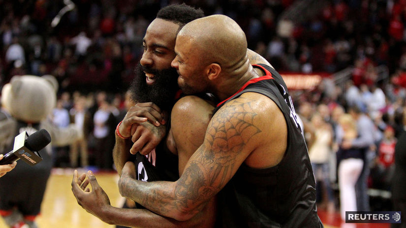 James Harden, PJ Tucker