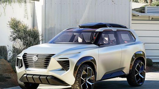 Nissan XMotion: Je to budúci Qashqai či X-Trail?