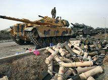 Afrín Sýria Kurdi Turecko