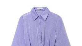 Košeľové šaty Reserved, predávajú sa za 39,99 eura.