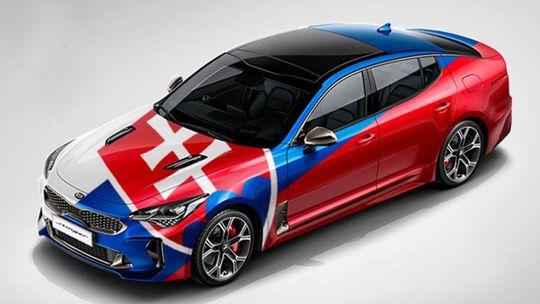 Stal sa zázrak. Autom roka na Slovensku je kórejské GT Kia Stinger!