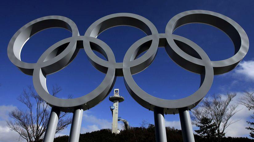 olympiáda kruhy Pjongčang