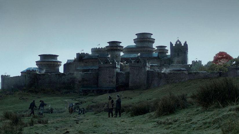 winterfell, zimohrad, hra o tróny, game of...