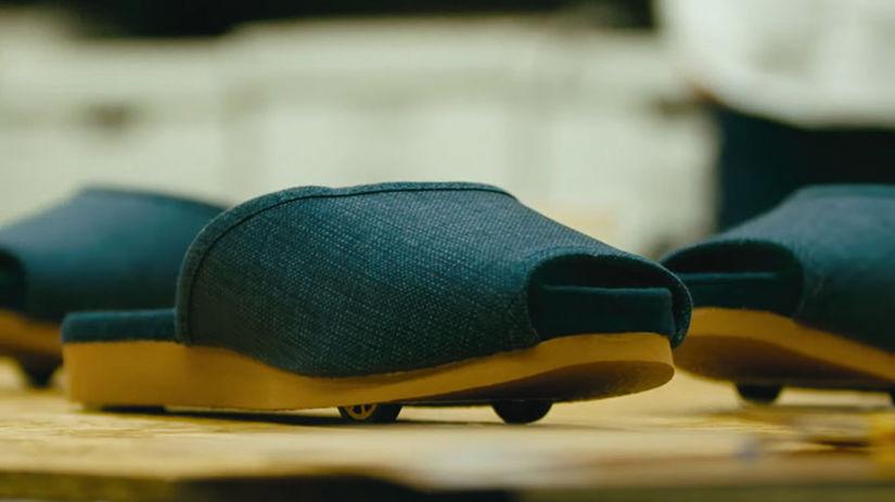 Nissan, papuče, slippers,
