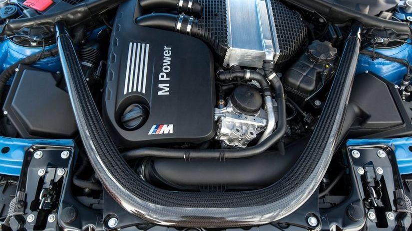 BMW M3 -2015