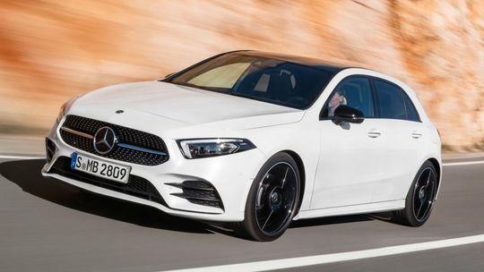 Mercedes-Benz A: Evolučný exteriér, revolučný interiér