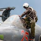 Su-25, rusko, stíhačka, pilot