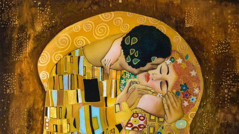 bozk, Gustav Klimt