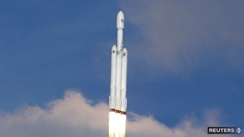 Falcon Heavy raketa