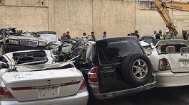 Filipíny - likvidacia aut pašerákov