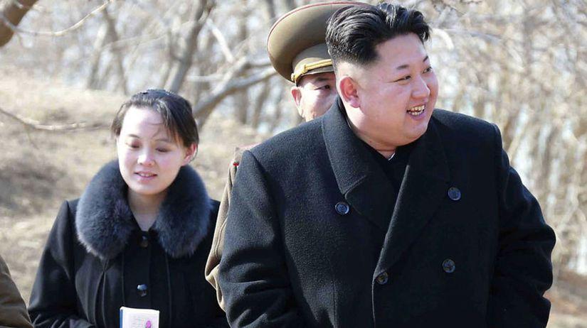Kim Čong-un, Kim Jo-džong