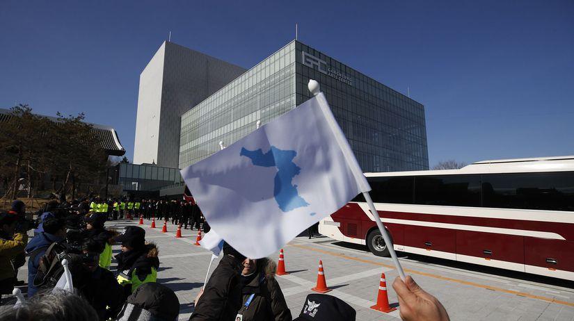 Kórea, vlajka