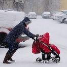 počasie pocasie sneh snezenie kalamita bratislava doprava