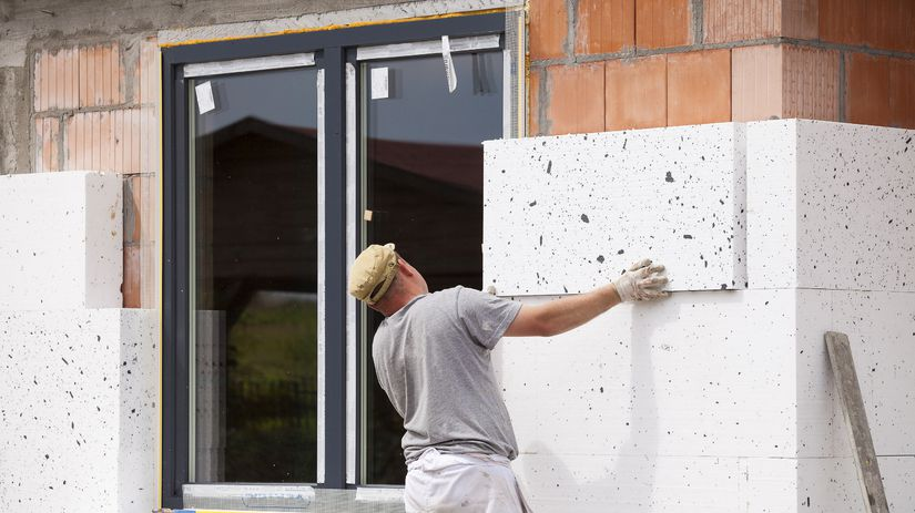 polystyren, zatepľovanie, rekonštrukcia, stavba