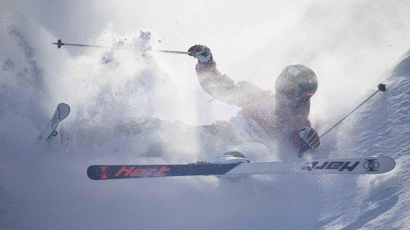 Akrobatické lyžovanie, Pjongčang